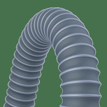 Abrasion-Resistant Hose for Fumes