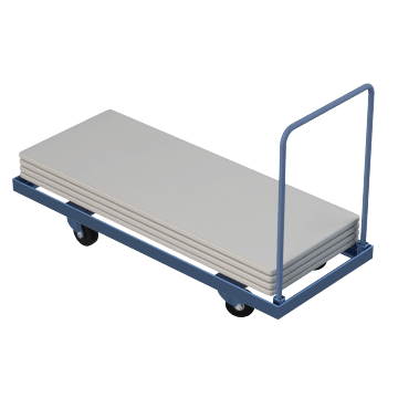 Carts for Rectangular Tables