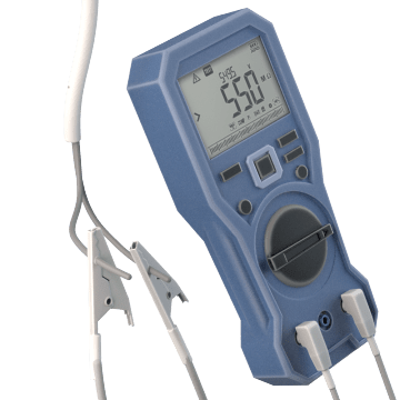 Insulation-Testing Multimeters