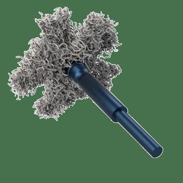 Mandrels for Cross Pads & Abrasive Buffs