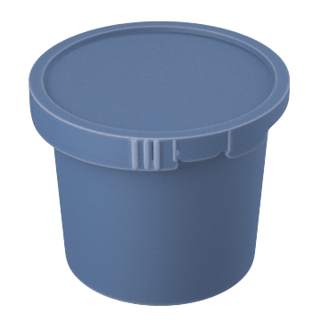 With Tamper-Evident Lids
