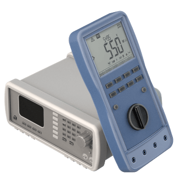 Process Calibrator Multimeters