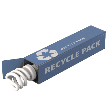 Light Bulb Recycling Kits