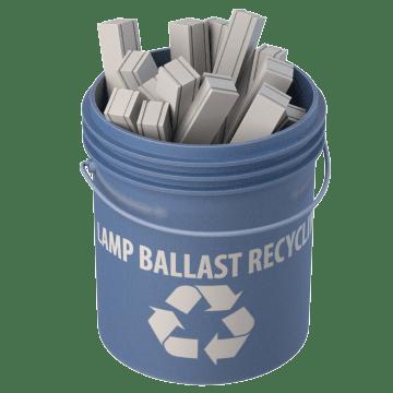 Ballast Recycling Kits