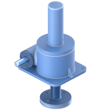 Anti-Backlash Inverted ACME Screw Jacks