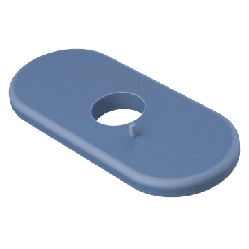 Deck Trim Plates