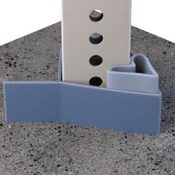 In-Ground Mount for Concrete