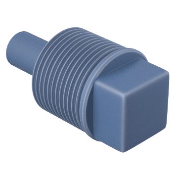 Magnetic Square-Head Plugs
