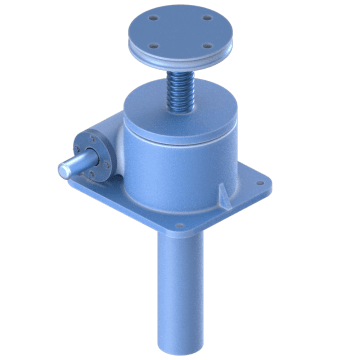 Anti-Backlash Upright ACME Screw Jacks