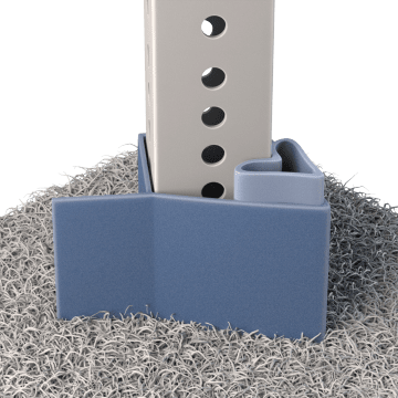 In-Ground Mount for Soil