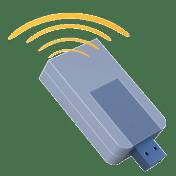Borescope Wireless Receivers