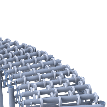 Adjustable Length Flexible Frame