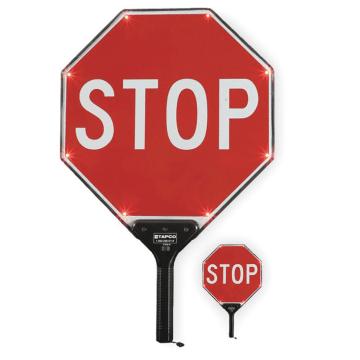Stop LED Paddles