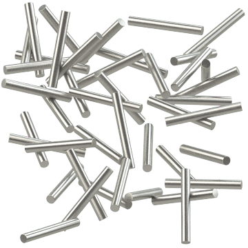 Stainless Steel Magnetic Pins