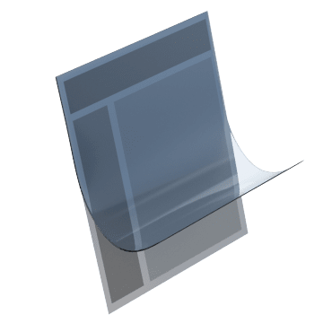 Self-Adhesive Pouch