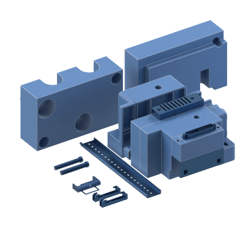 Compact Stacking Series Manifolds and Accessories