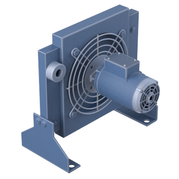 AC & DC Motor Forced Air