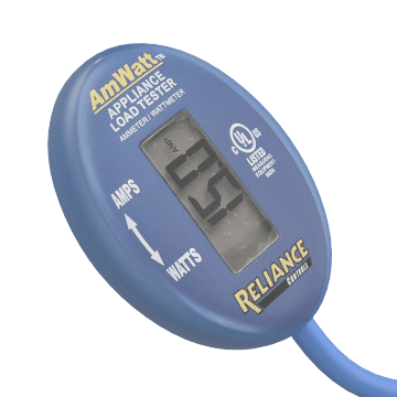 Tool & Appliance Plug-In Power Usage Meters