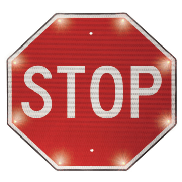 Stop LED Signs