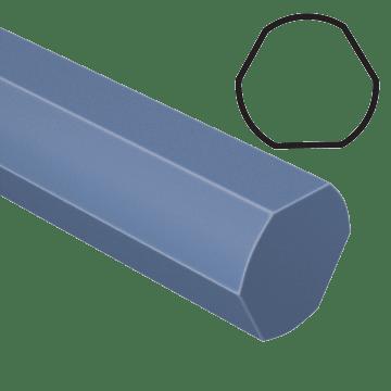 3-Flat Shank Drill Bits for Hammer Drills
