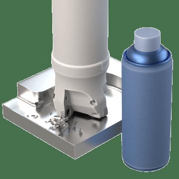 For Aluminum & Soft Metals