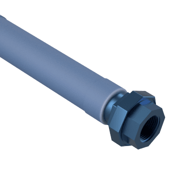 Hose Assemblies with NPT Female Fittings