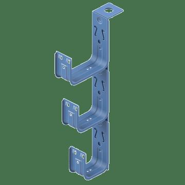 Multi-Tier Bar for J-Hooks