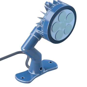 Adjustable Angle Spotlight