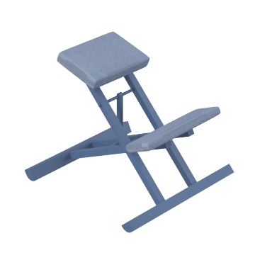 Back-Relief Knee Chairs