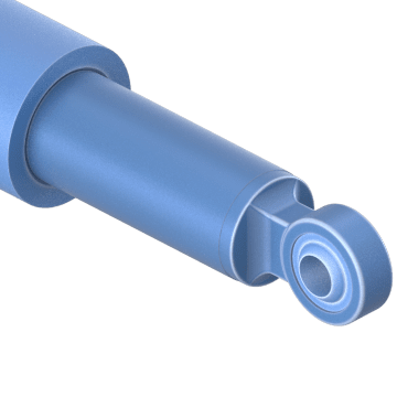 Pipe & Rod-End Mount