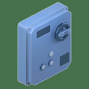 Watertight Enclosed