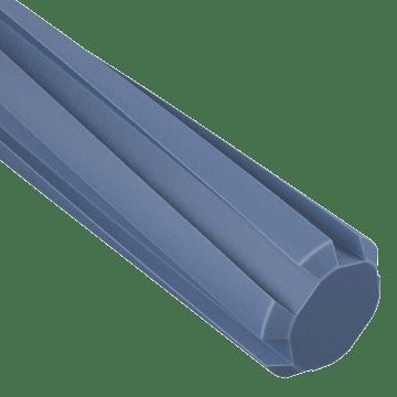 Spiral-Flute for Interrupted Hole