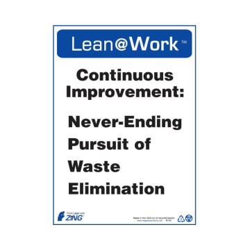 Lean at Work Continuous Improvement
