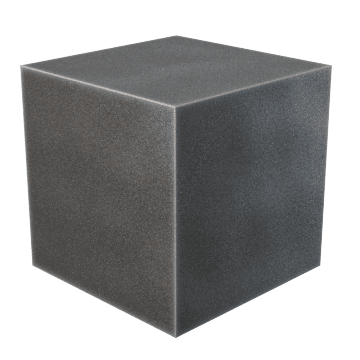 Polyether Open Cell Foam Cubes