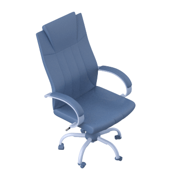 High Ergonomic Desk Chairs