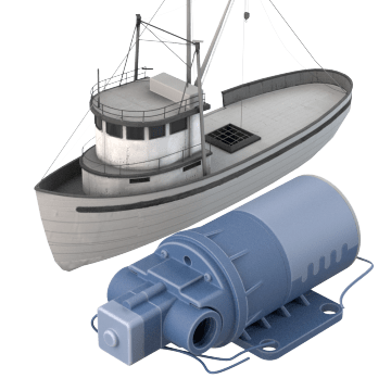 For Marine & RV Applications