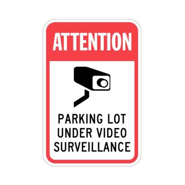 Attention Parking Lot Under Video Surveillance