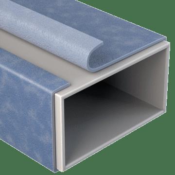 Elastomeric Rubber: Noise Blocking