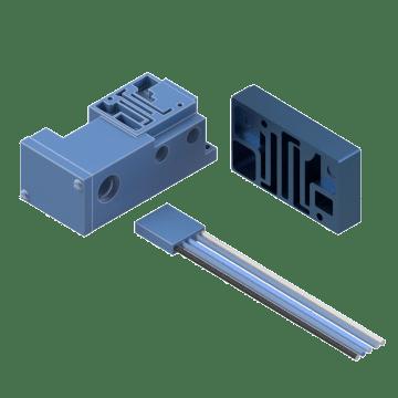 Modular DIN Plug-In Series Accessories
