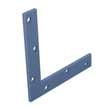 Flat Corner Braces