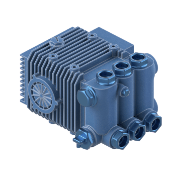 Hydraulic-Driven for Standard Applications