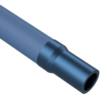 Hose Assemblies with Sweat Fittings