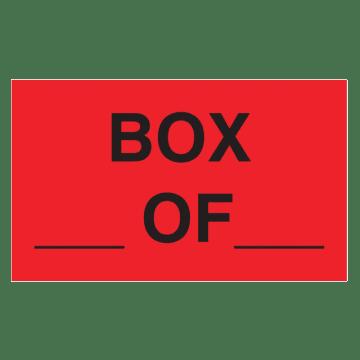 Box ___ of ___