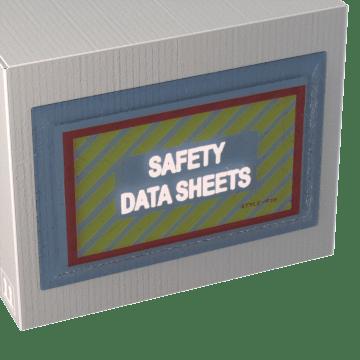 Safety Data Sheets Enclosed