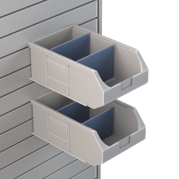 For Stacking & Hanging Bins