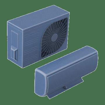 Indoor & Outdoor Unit Kits