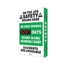 We Have Worked [___] Days Without an OSHA Recordable Injury