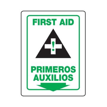 Bilingual First Aid