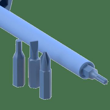 Multibit Screwdrivers