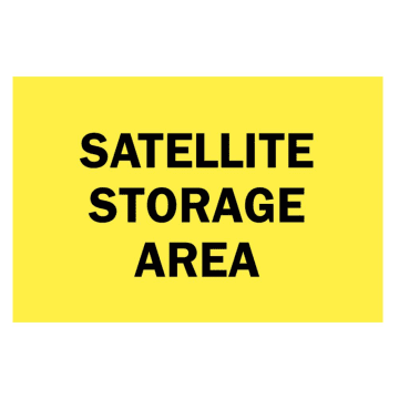 Satellite Storage Area